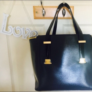 Ted Baker Navy Tote Bag brought for £149