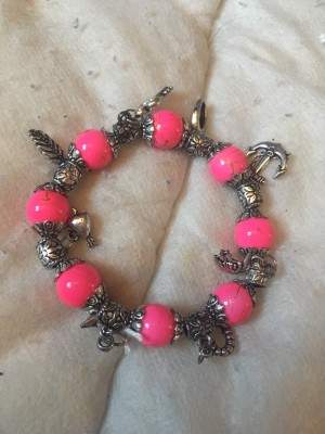 Ladies brand new charm bracelet