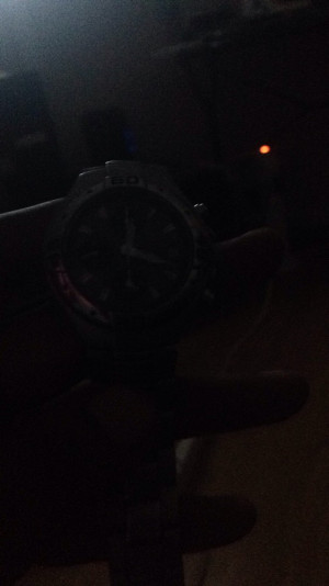 Lorus men's watch got it for a early xmas gift not really my type