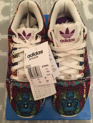 Woman's Adidas ZX FLUX Trainer's