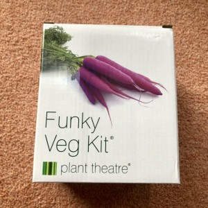 Vegetable Seed Starter Growing Kit Grow Your Own 5 Funky Veg Plant The