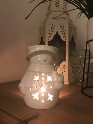Darceys Snowman Burner x2 wax melts