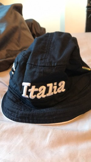 Italian Bucket Hat, One Size
