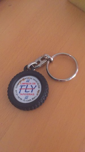 Trading this keychain