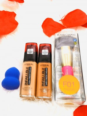 Mixed L'Oreal makeup bundle