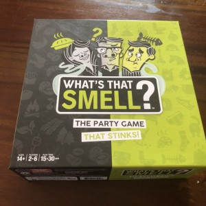 What's That Smell? The Party Game That Stinks Fun Party Family Gaff Ac