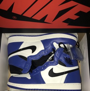 "Nike Air Jordan 1 ""Game royal"""