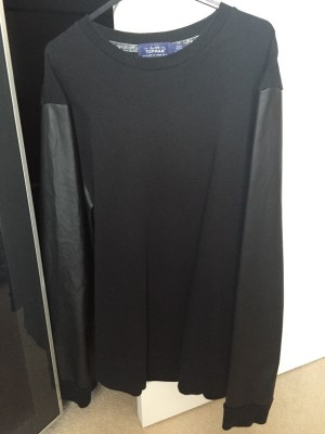 topman jumper XL