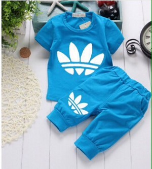 Baby's adidas track suits any size