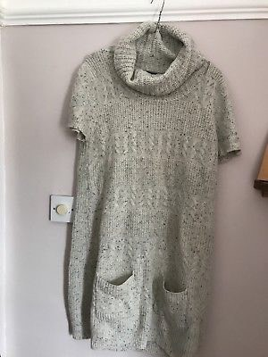 Asos jumper dress size 12 like new