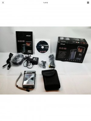 Odys - Multicam - MC-HD 800 - Digitalvideo - 6 in 1 - Camcorder