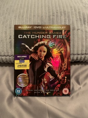 Hunger Games - Catching Fire Blu-ray 2014