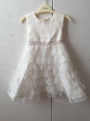 monsoon dress Sge 2/3 yrs