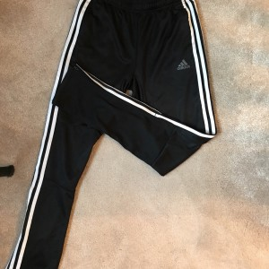 Men's Adidas Climate Tracksuit Bottoms