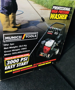 Munich Tools Pressure Washers For Sale!!!!! £200