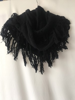 Beautiful French Connection Knitted Scarf