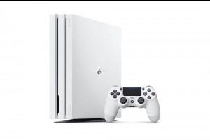 White ps4 comes with 3 controllers one wired and 2 wireless ones one came with it and I bought the other one for £40.00 recently.  Games are COD WW2 GTA5and Need For Speed.  Not selling games separately.  No time wasters.  Will swap for Xbox one or one s