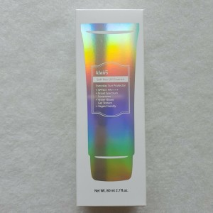 New Klairs Soft Airy UV Essence SPF50 Sunscreen 80ml Water Base Gel