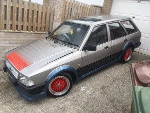 Ford Escort MK3 1986 laser 2 classic ‼️offers need gone‼️