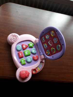 toy laptops