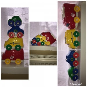 Fisher price nesting vehicles £2.50 collection only