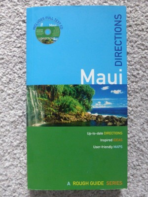 Rough Guide Directions Maui by Greg Ward (Paperback)