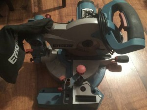 Erbauer Mitre saw in excellent condition