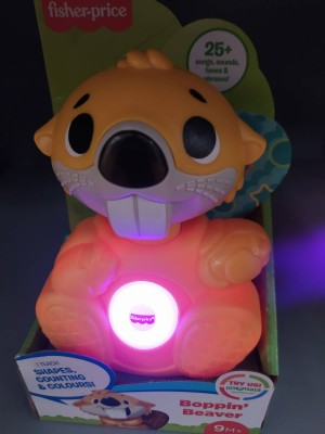 fisher price light up toy