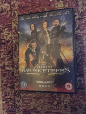 the musketeers film