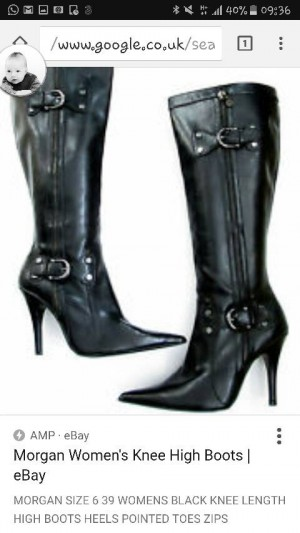 a58bf14b1a4 Cheap heeled boots for sale . Paperclip