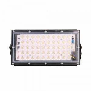 LED Security Floodlight 50W Indoor Outdoor Super Bright Security Light