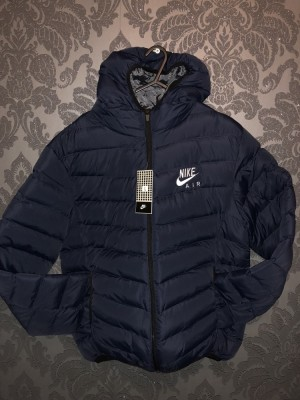 Size large Nike coats new with tags