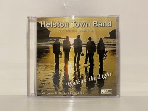 CD Helston Town Band Collection Album Walk In The Light Genre Brass