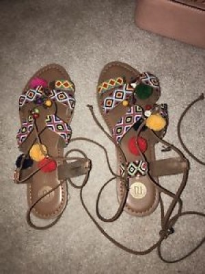 River island sandals size 6