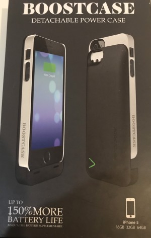 IPhone 5 Boostcase