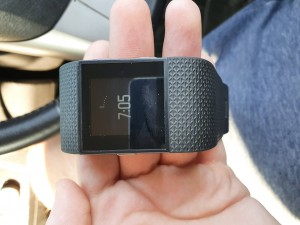 Fitbit Surge. Great condition