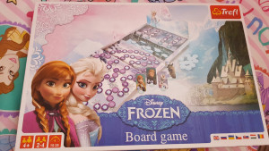 Frozen board game