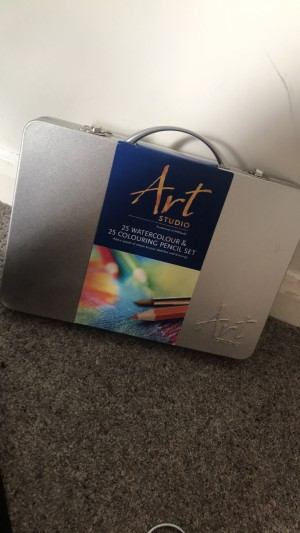 Brand new watercolour set