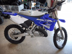 Yamaha yz  postage only