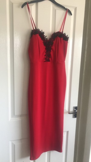 Bodycon Dress - Size 10 - new with tag