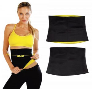 Women's waist shaper yoga fitness