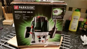parkside router