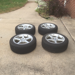 BMW 225/50R17 tubeless steel belted radial tire for sale