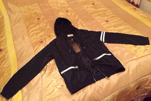 New GUCCI GG Jacket Mens Size Small