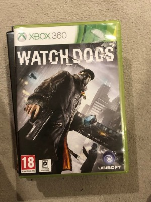 Watch Dogs for XBox  360