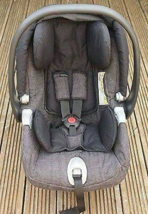 mamas and papas pliko pramette P3 travel system
