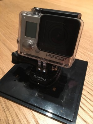 GoPro HERO3+ Black | with accessories