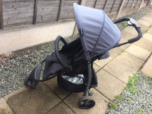 Red Kite pushchair (collection only)