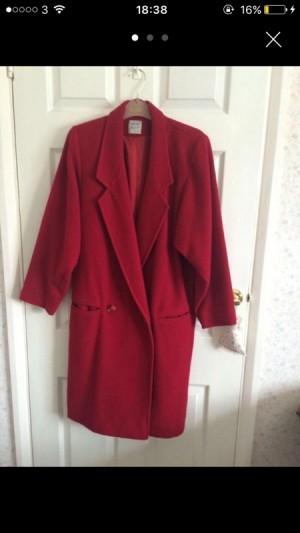 NEED GONE! ladies jacket