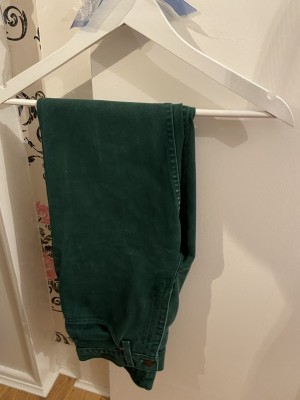 Levi's green jeans size small
